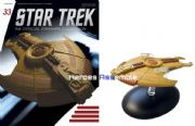 Star Trek Official Starships Collection #033 Cardassian Hideki Class Eaglemoss